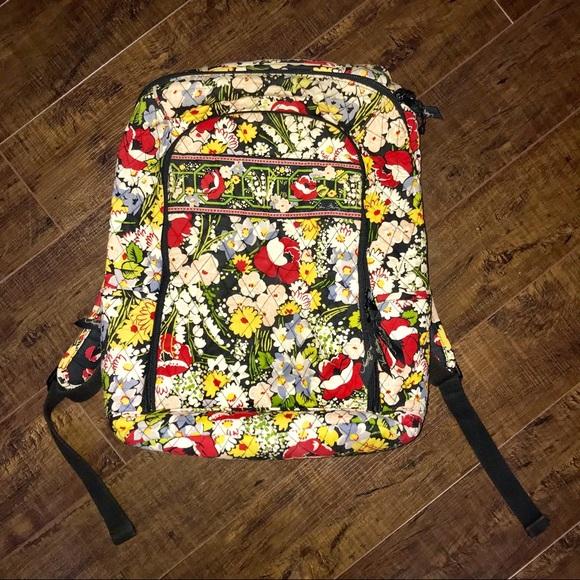 eb063b84c77f Vera Bradley laptop backpack. M 5b8f3e8c409c15b1bea9dc9f